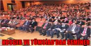 KOSGEB İLE TÜMSİAD'DAN DEVLET DESTEKLERİ...