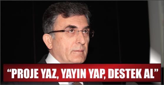 """KSÜ'DEN DESTEK """"PROJE YAZ, YAYIN YAP,..."""
