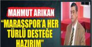 MAHMUT ARIKAN'I KMS'Lİ TARAFTARLAR BAĞRINA...