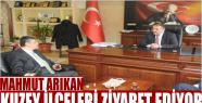 MİLLETVEKİLİ ADAYI ARIKAN'A İLÇELERDEN...