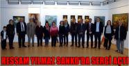 MÜJGAN ÖZKAYA YILMAZ, SANKO SANAT GALERİSİ'NDE...
