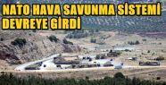 NATO HAVA SAVUNMA SİSTEMİ AKTİF HALE...