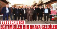 SAÇMALI EĞİTİMCİ ARKADAŞLARINI BİR...