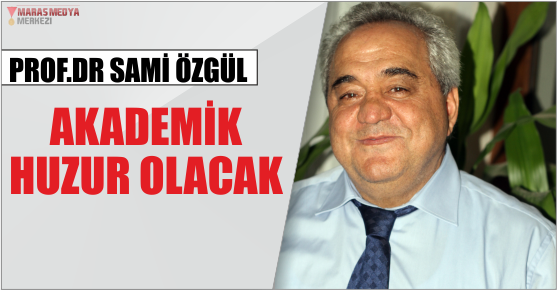 SAMİ ÖZGÜL '' YENİ TÜRKİYE YOLUNDA...