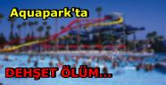 SU PARKINDA CAN VERDİ