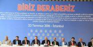 """TÜMSİAD'DAN """" BİRİZ BERABERİZ"""""""