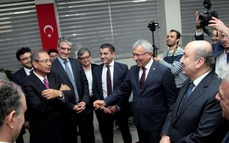 TÜRK EXİMBANK'IN KAHRAMANMARAŞ İRTİBAT OFİSİ