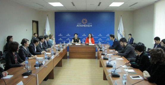 TÜRK İŞ ADAMLARINDAN KAZAKİSTAN'A 5 MİLYAR DOLARLIK YATIRIM SÖZÜ
