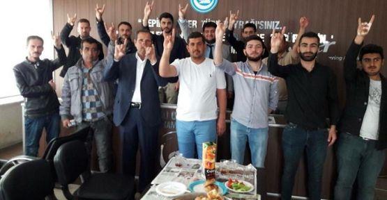 """ÜLKÜ OCAKLARI'NDAN """"GÜNÜLDEN GÖNÜLE TÜRK BİRLİĞİ"""" PROJESİ"""
