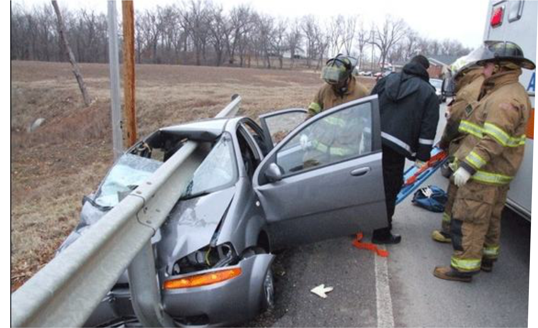 15 Pictures of drunk drivers accidents